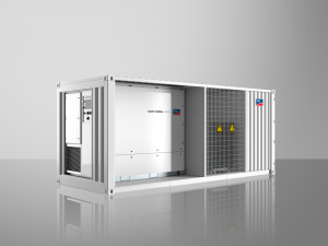 Medium Voltage Power Station (SC 2500-EV)