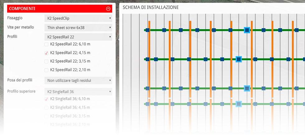 K2 systems aggiorna il software di progettazione base on for Software di progettazione di layout di costruzione gratuito
