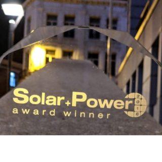 Solar+Power Award