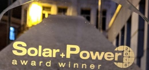 Solar+Power Award