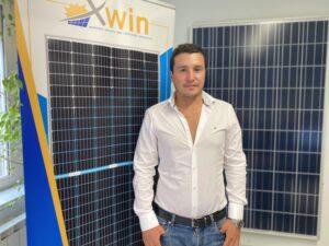 Davide Orciani, amministratore di X-Win